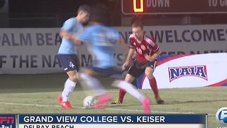 Keiser's Season Comes To An End - Video