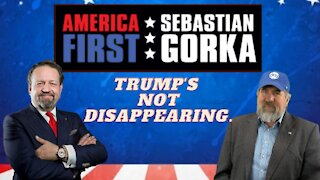 Trump's not disappearing. Rep. Doug LaMalfa with Sebastian Gorka on AMERICA First