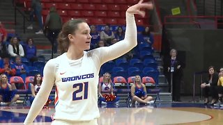 Boise State Bronco women go for their third straight championship