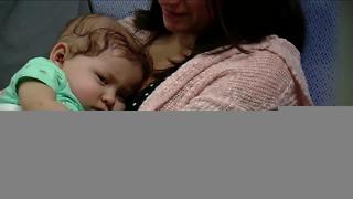 1YO still searching for lifesaving transplant - Video