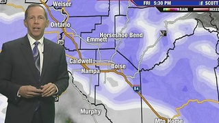 More Snow Overnight - Heavy Storm Totals - Video