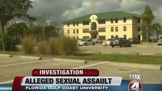 Girl says she was sexually assault on FGCU campus - Video