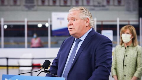 Over 30K Ontarians Are Demanding Ford Reopen Salons, Restaurants & More