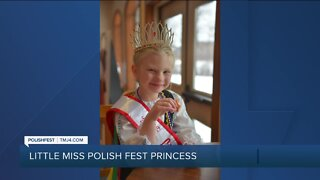 A celebration of Polish culture - Little Miss Polish Fest Princess