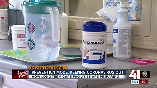 COVID-19: Keeping nursing homes safe