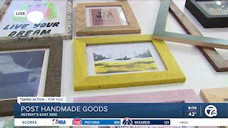Post Handmade Goods