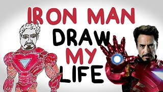 Iron Man - Draw My Life - Video