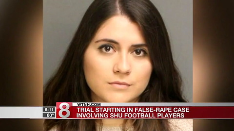 Woman Who Allegedly Wrongly Accused Two Football Players of Rape Now Facing Up to 5 Years
