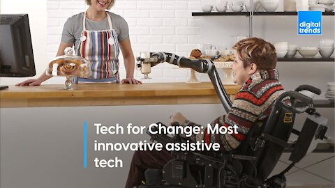 Tech for Change: Most Innovative Assistive Tech