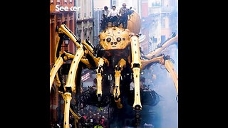 These Mechanical Creatures are Straight Out of a Science Fiction Movie