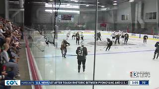 Vegas Golden Knights playing first pre-season game Sept. 26