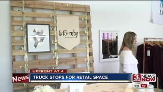 Omaha woman turns city's first fashion truck to brick and mortar store - Video