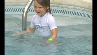 Women working to prevent child drownings