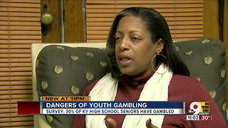Gambling addiction in teenagers - Video
