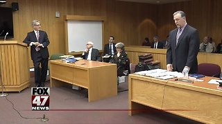 Lou Anna K. Simon's former assistant testifies in preliminary exam