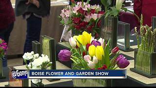 Boise Flower and Garden Show - Video