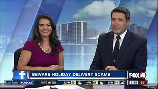 Holiday delivery scams to watch out for