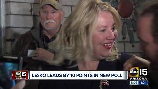 New poll shows Debbie Lesko in the lead for special congressional election