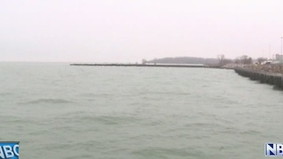 Plane Crash Lake Erie - Video