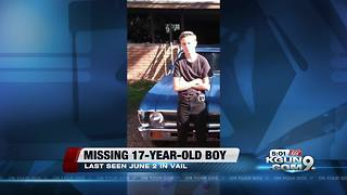 Deputies searching for missing 17-year-old - Video