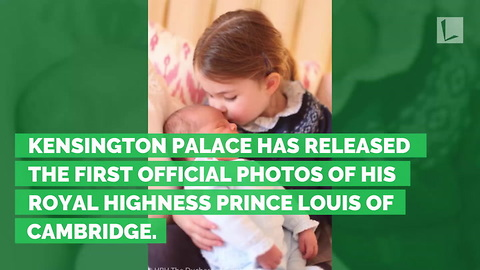 Palace Releases First Photos of Prince Louis, People Immediately Notice 1 Major Detail