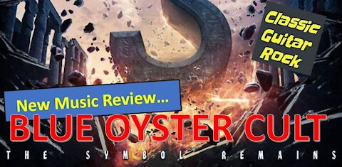 Review: Blue Oyster Cult - The Symbol Remains