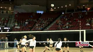 Papio South vs. Marian semifinals - Video