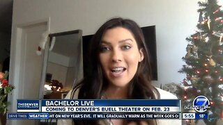 The Bachelor Live on Stage is coming to Denver