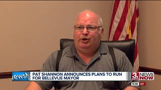 Pat Shannon plans to run for Bellevue mayor - Video