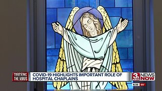 COVID-19 highlights importance of hospital chaplains