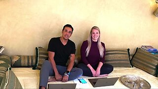 Tampa Bay area couple finally returns from Morocco