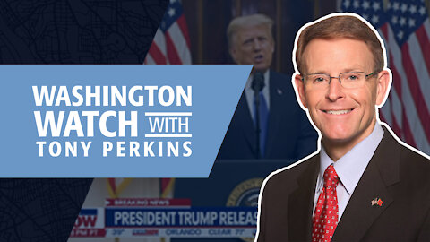 Tony Perkins Reflects on the Accomplishments of the Trump Administration