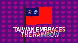 Taiwan is paving the way to equal LGBT rights in Asia - Video