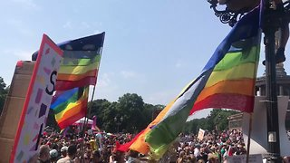 Alternative for Germany Rally Draws Large Counter-Protest in Berlin - Video