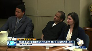 Man sentenced for fatal road rage stabbing in Chula Vista