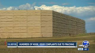 Neighbors are fed up with fracking smells, noises in Erie subdivision - Video