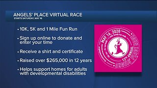 Angels' Place Virtual Race invites runners to support Southfield non-profit