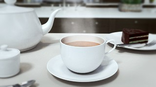 Hot Tea Animation