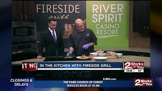 In the Kitchen with Fireside Grill: Chicken Seared Poblano