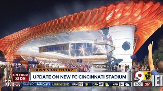 FC Cincinnati to unveil stadium plans