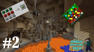 MINERS DREAMS!!! I Minecraft Omega Survival Episode 2