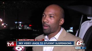 Sex video leads to suspension for Indianapolis students - Video