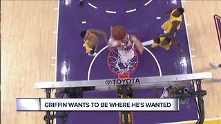 New Pistons star Blake Griffin wants to be wanted - Video
