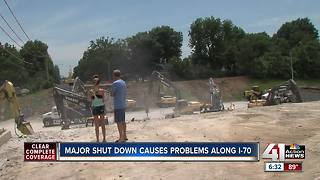 Residents concerned about bridge demolition - Video