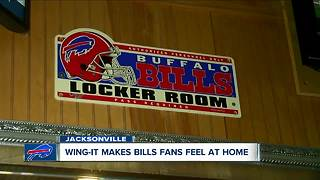 Check out a Bills hot-spot in Jacksonville - Video