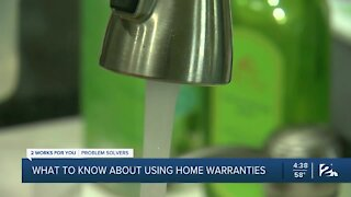 Family without hot water for three weeks after home warranty struggles