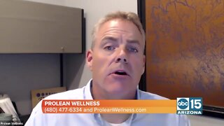 Jeff Dana from Prolean Wellness says stop yo-yo dieting and keep the weight off