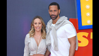 Kate and Rio Ferdinand won't show their son's face on social media