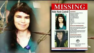 Holly Cantrell Remains Found