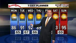 13 First Alert Las Vegas weather May 14th morning - Video